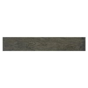 American Olean 6-in x 36-in Muirwood Evening Rain Glazed Porcelain Floor & Wall Tile
