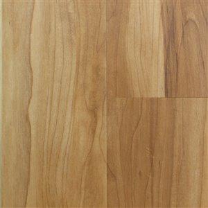 SMARTCORE Rustic Hickory 5.5-mm Luxury Vinyl Plank Flooring (5.0-in W x 48.03-in L)
