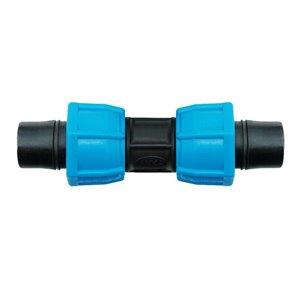 3/4-in Dia. Plastic Coil Compression Coupling Fitting