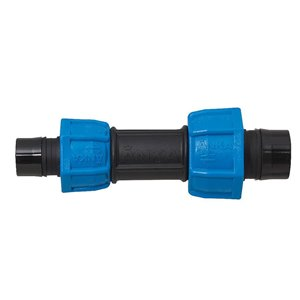 1-in x 3/4-in Dia. Plastic Coil Reducing Compression Coupling Fitting