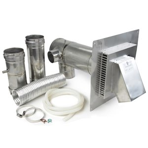 Water Heater Concentric Vent Kit