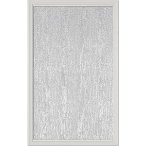 ReliaBilt Dual-Pane Insulated Frosted Entry Door Glass Insert (Fits Rough Opening: 22-in x 36-in; Actual: 22-in x 36-in)