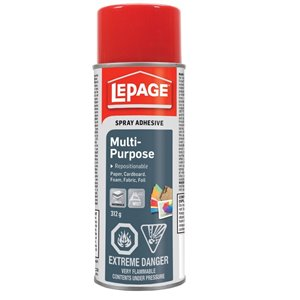 LePage 11 oz Spray Adhesive