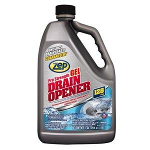 Zep 128 Oz Pro Strength Gel Drain Cleaner Lowe S Canada