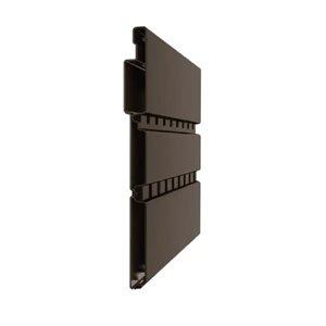 Suncast 124-gal Brown Java Wicker Resin Deck Box