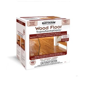 Rust-Oleum 128 fl oz Clear Water-Based Interior Stain