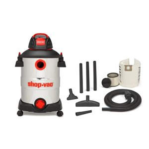 Shop Vacuums & Dust Collection