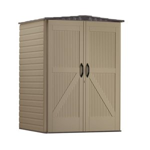 Rubbermaid 5-ft x 4-ft Roughneck Storage Shed