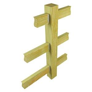 USP Triple Zinc Fence Bracket