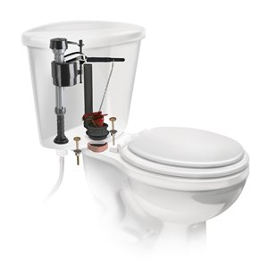 Fluidmaster Universal All-In-One Toilet Repair Kit