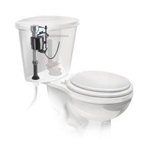 Universal Toilet Fill Valve w/Leak Sentry