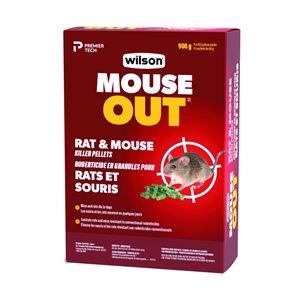Wilson Wilson Wilsarin 15pk Rodenticide Pellets 900g