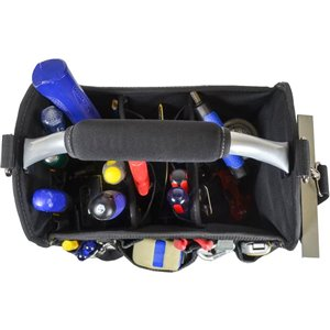 AWP HP 12-in Open Tote Tool Bag