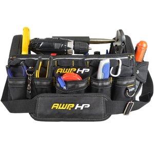 AWP HP 18-in Open Tote Tool Bag