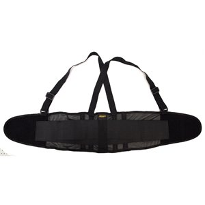 AWP Large Back Support Belt with Suspenders