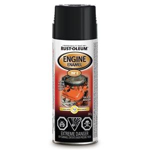 Rust-Oleum 340g Engine Enamel Spray Paint