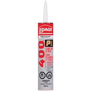 LePage PL400 Sub Floor Construction Adhesive 295 mL