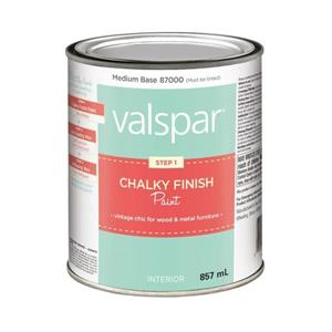857ml Chalky Finish Paint - Step 1