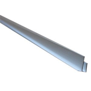 Sismo Extrusions Moulding - OSC 1/8x8' Wht