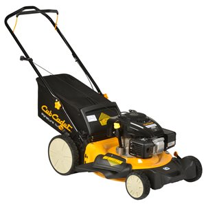 Cub Cadet 173 cc 21-in Pull Start Push Mulch or Rear Bag Discharge or Side Discharge Gas Push Lawn Mower with Kohler Engine Mulching Capable