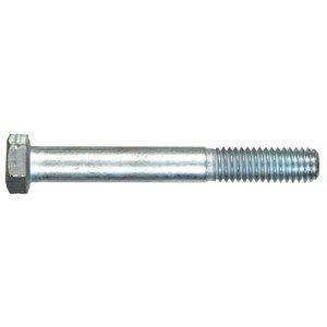 Hillman 5/16-in-18 Galvanized Hex-Head Standard (SAE) Hex Bolt
