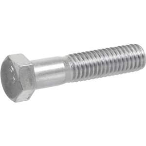 Hillman 1/4-in-20 Zinc-Plated Hex-Head Standard (SAE) Bolts