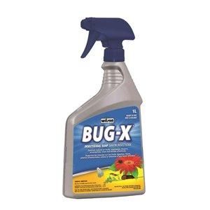 Wilson Bugx 28.18-fl oz Ready-to-Use Natural Garden Insecticide Tank Sprayer