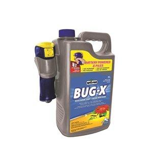 Wilson Bugx 85.54-fl oz Ready-to-Use Natural Garden Insecticide Killer Battery Spray