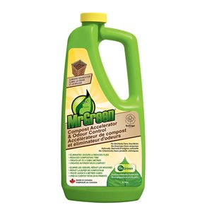 MrGreen Bacteria and Enzyme Mix for Composting Toilets
