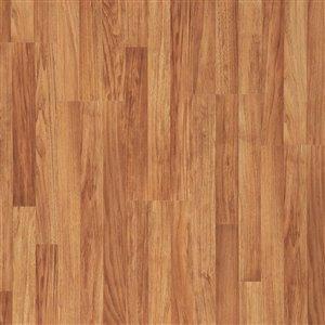 Style Selections 12mm Golden Butternut Laminate Flooring Sample