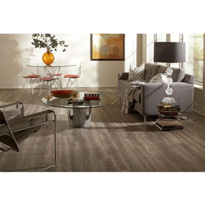 Style Selections Park Lodge Oak Laminate Wood Planks Sample