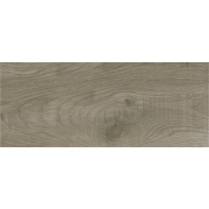 American Olean 7-in x 24-in Forest Lodge Grove Gray Ceramic Floor Tile
