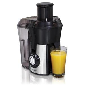Hamilton Beach 20-oz Stainless Steel and Black Juice Extractor