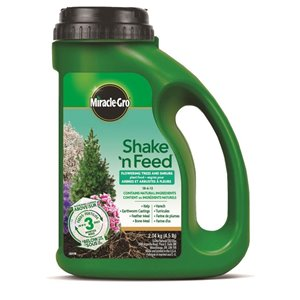 Miracle-Gro 4.5-lb Shake N Feed All Purpose Food (18-6-12)