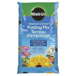Miracle-Gro 56.6L Moisture Control Potting Mix