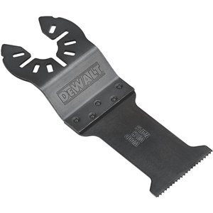 DEWALT Bi-Metal Oscillating Blade for Wood with Nails