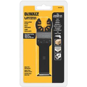 DEWALT Oscillating Hardwood Blade
