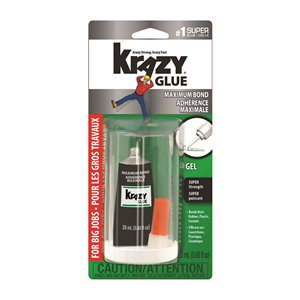 ELMER'S Krazy Glue 20ml Maximum Bond Gel