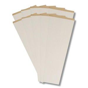 1/2-in x 3-1/2-in x 8-ft S4S Primed MDF Board