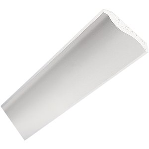 4.5-in x 8-ft Cornice Moulding