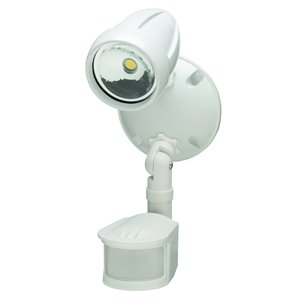 Heath Zenith 180 Degree Motion Activated LED Light 640 LM