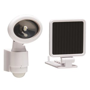 Heath Zenith 110 Degree LED Motion Activated Solar Security Light