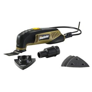Shop Series by Rockwell 7-Piece 2.0 Amp Corded Oscillating Tool Kit