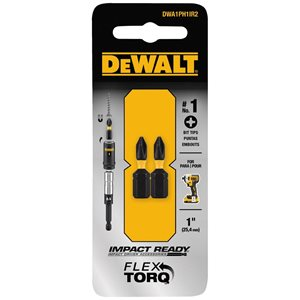 DEWALT IMPACT READY 1-in #1 Phillips Bit