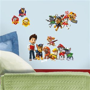 RoomMates 37-Pack Kids-General Wall Stickers