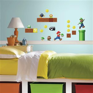 RoomMates 45-Pack Kids-General Wall Stickers