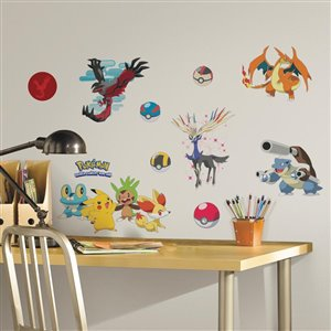 RoomMates 22-Pack Kids-General Wall Stickers
