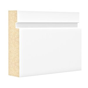 3/4 x 2-3/4 x 8-ft Primed MDF Casing
