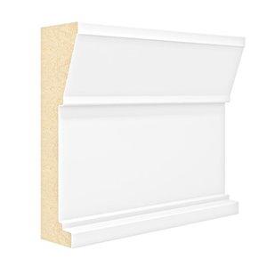 1-1/2 x 6-1/2 x 8-ft Primed MDF Architrave