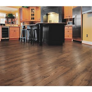 Mohawk Dakota 12 Mm Jamison Chestnut Laminate Plank